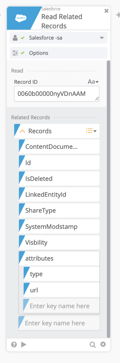 Working with Files in Salesforce – Azuqua Support Center
